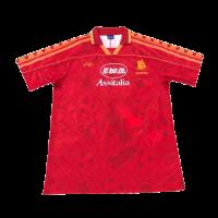 Roma Retro Soccer Jersey Home Replica 1995/96