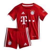 Bayern Munich Kids Soccer Jersey Home Kit (Shirt+Short) 2020/21