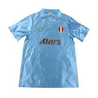 Napoli Retro Soccer Jersey Home Replica 1990/91