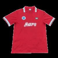 Napoli Retro Soccer Jersey Third Away Replica 1988/89