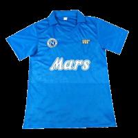 Napoli Retro Soccer Jersey Home Replica 1988/89