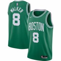 Men's Boston Celtics Kemba Walker #8 Nike Kelly Green 2020/21 Swingman Jersey - Icon Edition