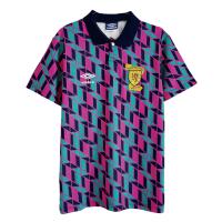 Scotland Retro Soccer Jesey Away Replica 1988/89