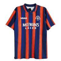 Glasgow Rangers Soccer Jersey Away Retro Replica 1993/94