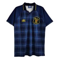 Scotland Retro Soccer Jersey Home Replica 1994/96