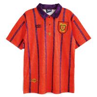 Scotland Retro Soccer Jersey Away Replica 1994
