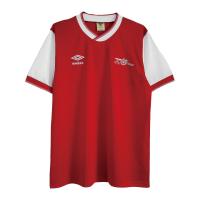 Arsenal Soccer Jersey Home Retro Replica 83/86