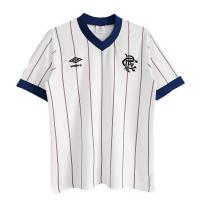 Glasgow Rangers Soccer Jersey Away Retro Replica 82/83