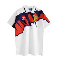 Scotland Retro Soccer Jersey Away Replica 1991/93