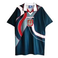 Wales Soccer Jersey Away Retro Replica 1994/95