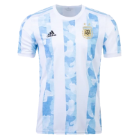 Argentina Soccer Jersey Home (Player Version) 2021