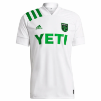 Austin Soccer Jersey Away Player Version 2021