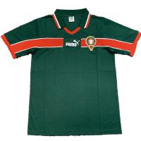 MoroccoRrtro Soccer Jersey Home Replica World Cup 1998