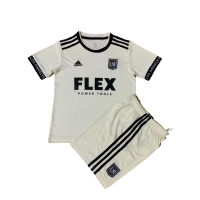 LAFC Kid's Soccer Jersey Away Kit (Jersey+Shorts) 2021