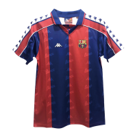 Barcelona Retro Soccer Jersey Home Replica 1992/95
