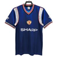 Manchester United Retro Soccer  Jersey Away Replica 1985/86