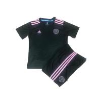Inter Miami Kid's Soccer Jersey Away Kit (Jersey+Shorts) 2021