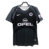 PSG Retro Soccer Jersey Away Replica 2000/01