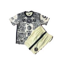 Club America Kid's Third Away Kit (Jersey+Shorts) 2020/21