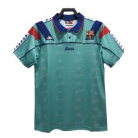 Barcelona Retro Soccer Jersey Away Replica 1992/95