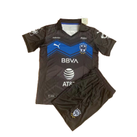 Monterrey Kid's Soccer Jersey Third Away 2020/21