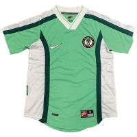 Nigeria Retro Soccer Jersey Home Replica World Cup 1998