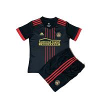 Atlanta United Kid's Soccer Jersey Home Kit (Jersey+Shorts) 2021