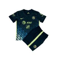 Club America Kid's Soccer Jersey Away Kit (Jersey+Short) 2021/22