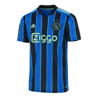 Ajax Soccer Jersey Away (Player Version) 2021/22