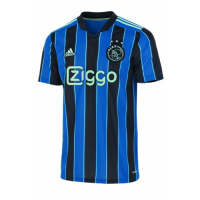 Ajax Soccer Jersey Away Replica 2021/22