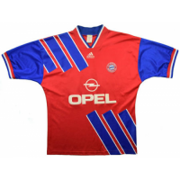 Bayern Munich Retro Soccer Jersey Home Replica 1993/95