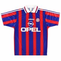 Bayern Munich Retro Soccer Jersey Home Replica 1995/97