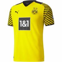 Borussia Dortmund Soccer Jersey Home Replica 2021/22