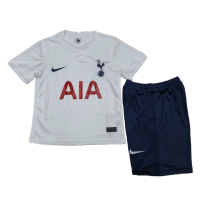 Tottenham Hotspur Kid's Soccer Jersey Home Kit (Jersey+Short) 2021/22