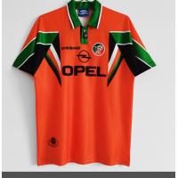 Ireland Retro Soccer Jersey Away Replica 1997/98
