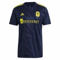 Nashville SC Soccer Jersey Away Replica 2021