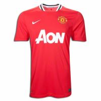 Manchester United Retro Soccer Jersey Home Replica 2011/12