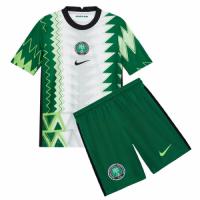 Nigeria Kid's Soccer Jersey Home Kit (Jersey+Shorts) 2020