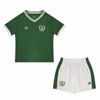 Ireland Kid's Soccer Jersey Home Kit (Jersey+Short) 2020/21