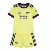 Arsenal Kid's Soccer Jersey Away Kit (Jersey+Short) 2021/22
