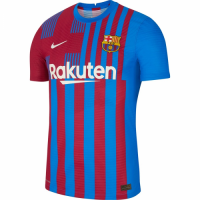 Barcelona Soccer Jersey Home (Player Version) 2021/22