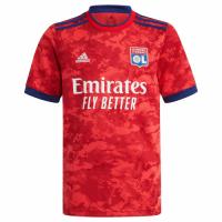 Olympique Lyonnais Soccer Jersey Away Replica 2021/22