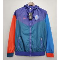 PSG Windbreaker Hoodie Jacket Multicolor 2021/22