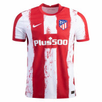 Atletico Madrid Soccer Jersey Home (Player Version) 2021/22