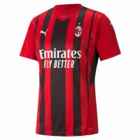 AC Milan Soccer Jersey Home (Player Version) 2021/22