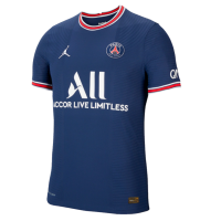 PSG Soccer Jersey Home (Player Verseion) 2021/22
