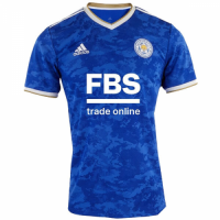 Leicester City Soccer Jersey Home (Player Version) 2021/22