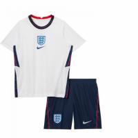 England Kid's Soccer Jersey Home Kit (Shirt+Short) 2021