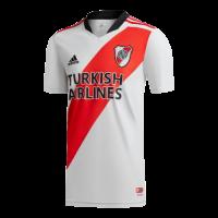 River Plate Soccer Jersey Home Replica 2021/22