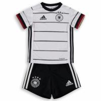 Germany Kid's Soccer Jersey Home Kit (Shirt+Short) 2021